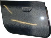 Subaru Impreza Gp N7-12B Carbon Front Door Card (Flat) L/H. RT0277/SI